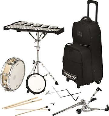 Pad - Snare - Bell Combo Kit